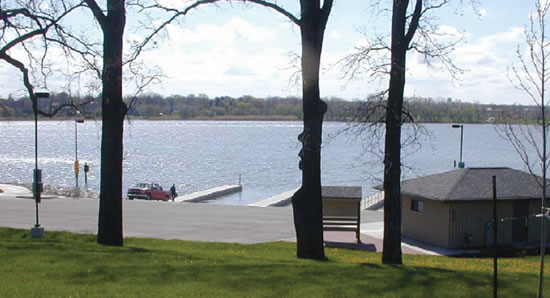 Brown County Fair Grounds Boat Launch