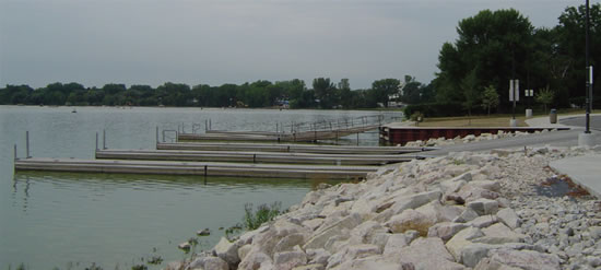 Brown County Grounds Boat Launch