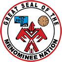 Partners with Menominee Nation
